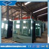 Verre/le verre de construction/verre feuilleté/verre trempé/de verre flotté/verre décoratif/verre de construction avec l'ISO/ce