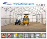 Precio de fábrica de prefabricados Hangar, Material de construcción, construcción de tejido (JIT-407025)
