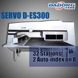 Macchina per forare della torretta di CNC di alta precisione D-Es300