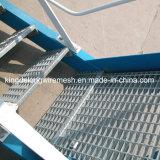 Le pedate, escludono la grata, la grata d'acciaio (kdl-134)