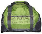 Emballé en sac de voyage, sac à provisions, sac de rangement pliable (LMTP543120)