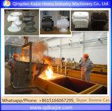 ISO9001: 2008 ha certificato la macchina per il pezzo fuso perso della gomma piuma