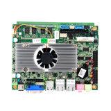 Atom D525 CPU-industrielles Motherboard mit LAN 6*COM 1