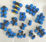 Verschiedenes Size von New pp. Plastic Compression Fitting