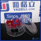 Soporte Soporte de Flor de acrílico transparente