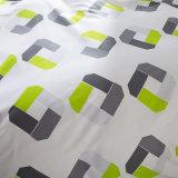 Ropa de cama impresa lujo del lecho del hogar del algodón