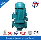Pompa centrifuga dell'acqua calda del tubo di Irg/pompa verticale di raffreddamento ad aria/della pompa centrifuga