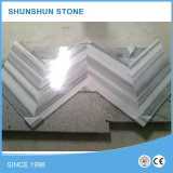 Lastre di marmo bianche di Marmala per la parete e la pavimentazione