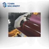 Impresora flexográfica de alta velocidad de la película plástica de 6 colores