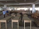 Moderne Gaststätte-Möbel/Luxuxgaststätte-Möbel-Sets/Hotel-Möbel/Esszimmer-Möbel/das Speisen stellt ein (GLD-059)