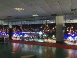 Visualizzazione di LED dell'interno di alta risoluzione P4.81 per affitto