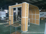 3*3m Customized Octanorm System Similar Exhibition Booth