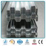 Feuille galvanisée perforée de Decking d'étage en métal