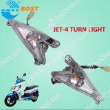 Indicatore luminoso di segnale efficiente e durevole di girata del motociclo per Sym Jet-4
