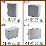 150*100*80 imprägniern AluminiumAnschlusskasten-Kabelverbindung-Kasten des metallIP66