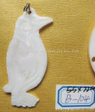 مدلّيات مجوهرات سوار مادّيّ حلق [ديي] شريكات [ووودبكر] شكل قشرة قذيفة