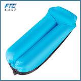 Bolso perezoso de apertura del sofá inflable rápido al aire libre del aire de la boca dos