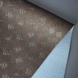 家具のクラッディングのためのレトロの質の壁カバー装飾PVC革