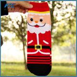 I calzini delle donne di inverno scaldano i calzini del Metà di-Vitello di natale delle lane