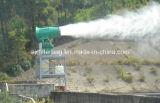 Pulvérisateur mobile de regain d'élimination de poussière pour des pollutions de la poussière d'industrie