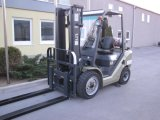 Gabelstapler-Triplex Mast-Seiten-Schieber der Kapazitäts-1500kgs LPG