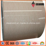 Steinfarbe beschichtete Aluminiumring-Rolle (AE-504)
