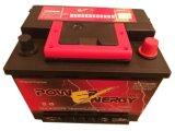 Powerenergy DIN60mf 12V60hの手入れ不要の自動電池
