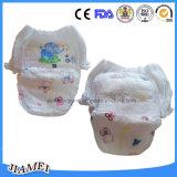 중국에서 처분할 수 있는 아기 기저귀 제조자