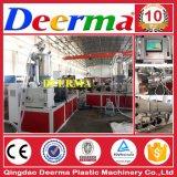 플라스틱 기계장치 HDPE 관 제조 기계