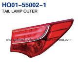Hyundai 산타페이 92401-2W030/92402-2W030/92406-2W030/92405-2W030를 위한 꼬리등