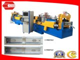 Frame chiaro Steel Building C-U Purline Forming Machine con Software