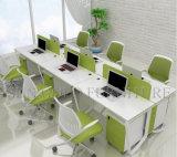 現代簡単な区分きれいな様式のオフィスワークステーション区分(SZ-WSL304)