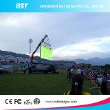 Hoge LEIDENE van de Huur van het Stadium SMD van de Helderheid P6.25 OpenluchtVertoning met 500mmx1000mm LEIDEN Kabinet