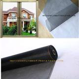 Pantalla transparente de la ventana de la fibra de vidrio de la prueba PVC-Revestida del polvo