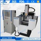 Máquina de grabado profesional del metal del CNC para el cobre de aluminio de acero