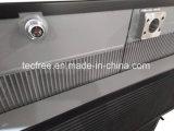 Placa de aluminio y el Bar Combi refrigerador para maquinaria de construcción