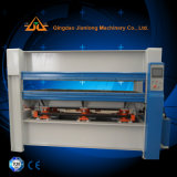 Holzbearbeitung-heiße Presse-Maschine für Furnierholz und Holz