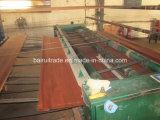 0.3mm Rotary corte del rojo de madera de chapa de madera para fabricar madera contrachapada