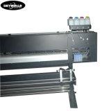 昇華インクおよびSubalimationのペーパーが付いている1.6mの印字機