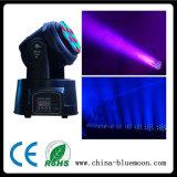Più nuovo indicatore luminoso mobile chiaro del fascio del DJ 3wx18PCS mini LED