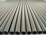 PE80 또는 PE100 물 공급을%s 가득 차있는 크기 직경 HDPE 관
