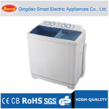 6kg Plastico Home mini lavadora de bañera doble