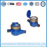 Счетчик воды двигателя высокого качества Multi механически счетчика воды