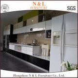 Dessins de portes d'armoires de cuisine à laque haute brillant de qualité supérieure