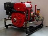 11HP Lifanエンジンを搭載する携帯用消火活動ポンプ