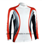 Kundenspezifisches Long Sleeve Cycling Shirt mit Schnellem-Drying