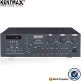 Etapa profesional amplificador de potencia de audio USB SD 180/250W