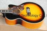 Gran Guitarra Acústica Kits / J200 de corte solo de guitarra acústica (J200)