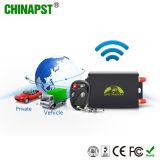 Perseguidor teledirigido antirrobo del GPS del vehículo de RFID SIM (PST-VT105B)