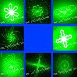 Luz de la flor del laser de la mariposa LED de Derby
